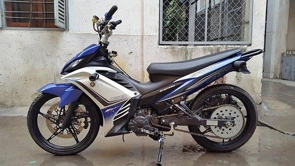 Modifikasi Akslerasi Sadis Jupiter Mx Gear Belakang Super