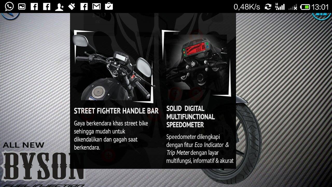 E Catalogue Yamaha