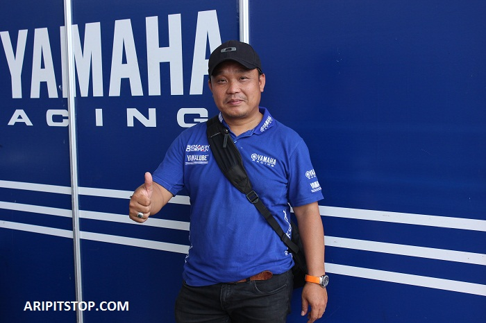 supriyanto manager motorsport yamaha aripitstop. Black Bedroom Furniture Sets. Home Design Ideas