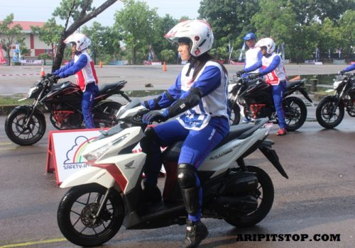 SAFETY RIDING COMPETITION (1)